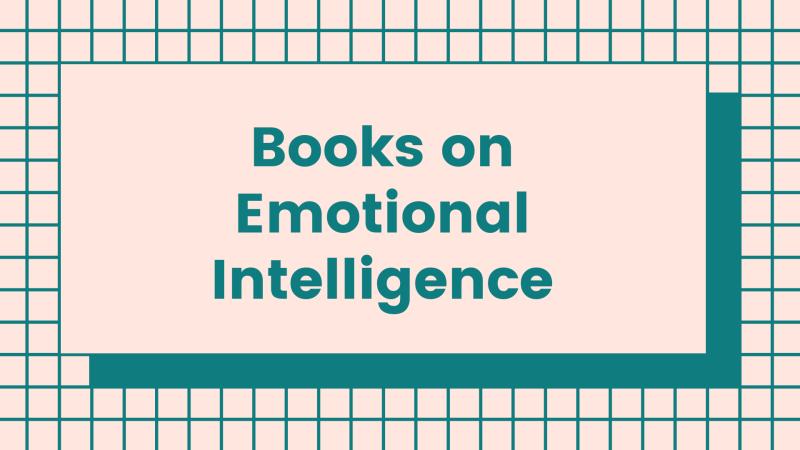 Books on Emotional intelligence