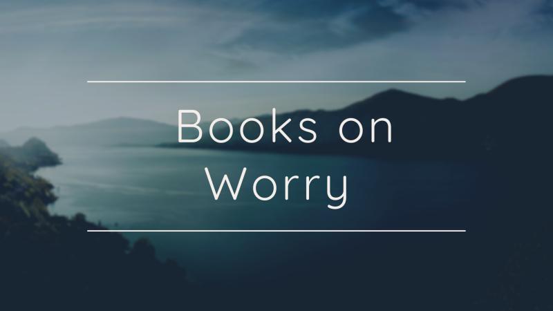 Books on worry